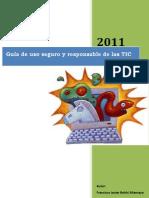 Guía de uso seguro y responsable de las TIC en la ESO