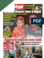 LE BUTEUR PDF du 24/06/2011