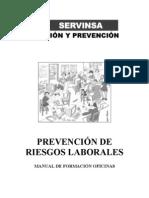 Apunte - Prevencion de Riesgos en La Oficina