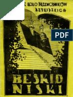 Beskid Niski - przewodnik