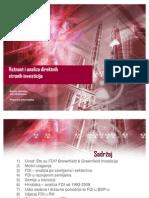 Važnost i analiza direktnih stranih investicija