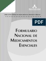 FORMULARIO ESENCIALES