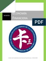 Apuntes de Economía Financiera