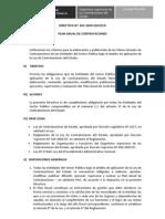 Directiva 005_Plan Anual de Contrataciones
