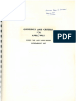 LRIA Guidelines 1977