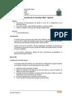 4-Configuracion de Un Servidor Web Apache