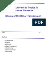 Wireless Transmission PartI