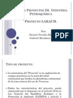 Caso de Eia en El Area de Petroquimica