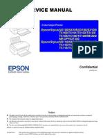 epson stylus color c70 c80 color inkjet printer service repair manual
