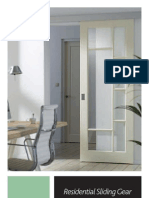 DIY Paketit Sliding Doors