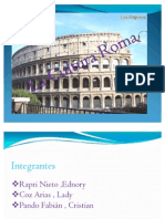 Aaaa La Cultura Roma