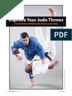 Improve Your Judo Throws[1]