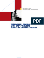 Receivables Management With SAP Financial Supply Chain Management