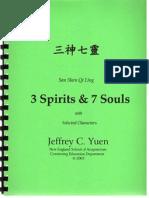 3Spirits&7Souls by JYuen001