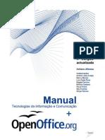 Manual de Tecnologias da Informação e Comunicação  e OpenOffice.org (2ª Edição)