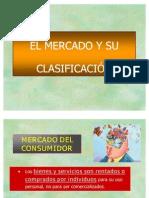 2 EL MERCADO Y SU CLASIFICACIÓN