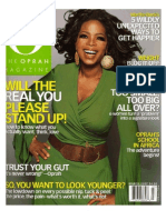 Oprah Rumor Article