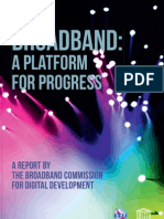 Broadband Commission Report 2010