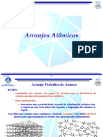 Arranjos Atomicos
