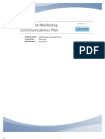 Integrated Marketing Communications Plan - Charles Du