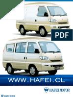 Hafei Cargo Pasajero