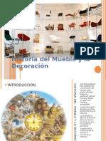 Historia del Mueble y la Decoración-PREHISTORIA 1