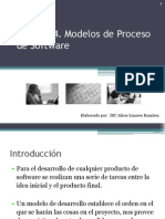 Modelos de Proceso de Software