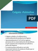 Colgate -Palmolive Mexico