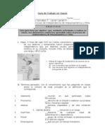 Guía de trabajo en clases independencia hispanoamericana.