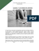 EL USO DEL ALCOHOL Y LAS DROGAS EN JÓVENES