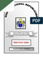Guarda Nacional Republican A - Medicina Legal