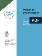 Manual de Documentacion