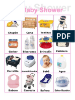Loteria Baby Shower Pdf