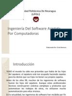 Ingeniería Del Software Asistida Por Computadoras