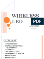 Wireless Led