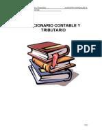 DiccionarioCcontable,Tributario