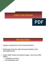 Indian Debt Market