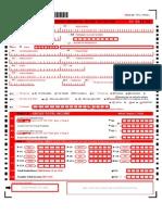 ITR 1 Sahaj in Excel Format for a.Y 2011 12 Financial Year 2010 11