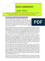 PDC Monthly News Commentary - June 2011-English