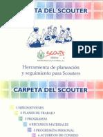 Carpeta del Scouter