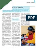Peru Progresa en Salud Materna