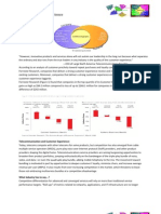 Customer Experience _ 3 Pager