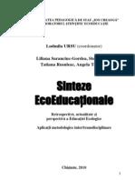 Ursu, Ludmila - Sinteze Eco Education Ale