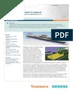 Plant Simulation Shipyards
