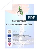 The Phil Water Situation Report 2006