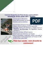 Cartaz Orientação Final - Divulgação Externa