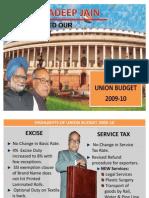 Budget Presentation[1]