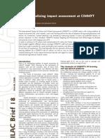 ILAC Brief18 Impact Assessment CIMMYT