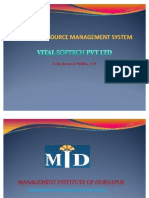 Hr Management System Ppt