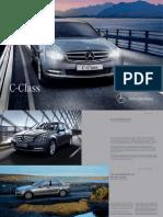 2010 11 Brochure C-Class